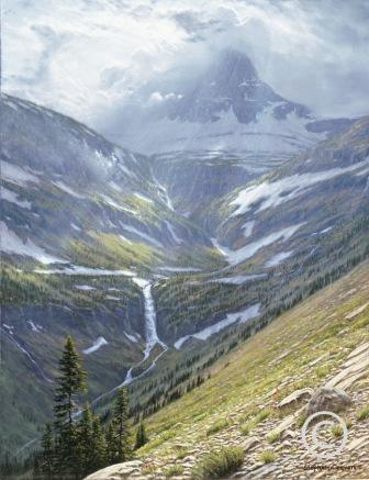 Storm Logan Pass, GNP